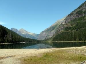 Avalanche Lake at Glacier National Park